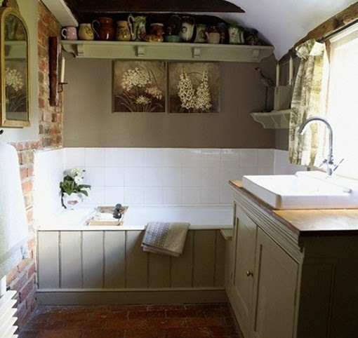 country bathroom ideas. A French Country Bathroom The Many Worlds Of Decor | Lake Home \u0026 Cabin Show Blog Ideas T