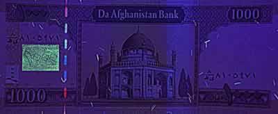Afghan 1K UV