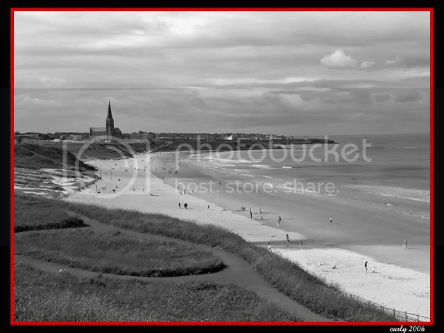 picture of the Long Sands, Tynemouth