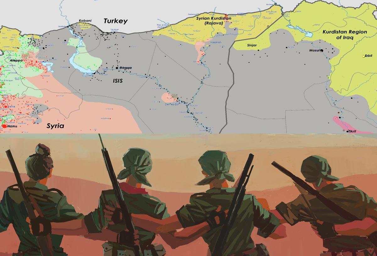 Rojava-YPG