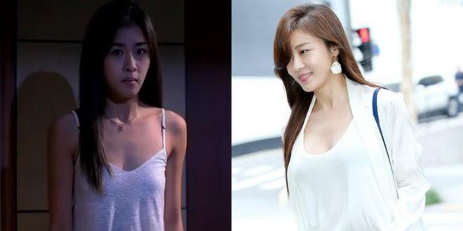 Vòng 1 nhỏ nhắn bỗng căng đầy gợi cảm, có phải các mỹ nhân đẹp nhất châu Á này đã bơm ngực? - Ảnh 1.