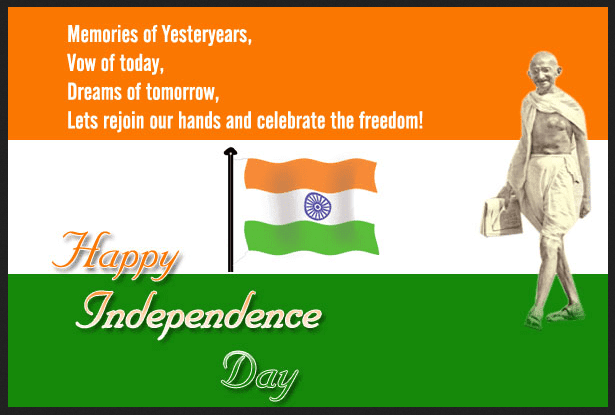 Happy Independence Day 2018 History Celebrations Quotes Messages