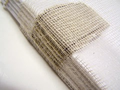 wonderful woven & sewn texture