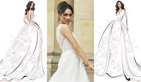 Meghan Markle's Wedding Dress: Top 8 Designers In the Fray!