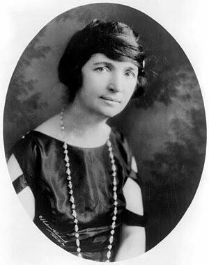 Margaret Sanger {{de|Margaret Sanger (* 1879)}}