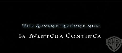 adventure continues