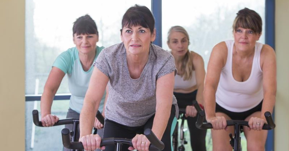 How Many Calories Do I Burn Riding an Exercise Bike ...
