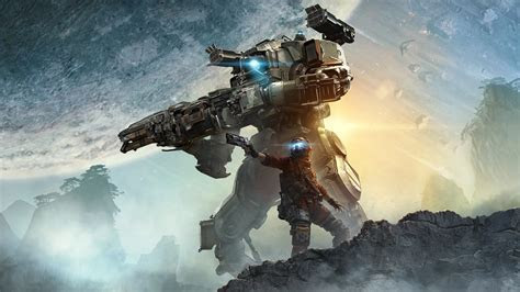Wallpaper Titanfall 2, Deluxe Edition, HD, Games, #1919