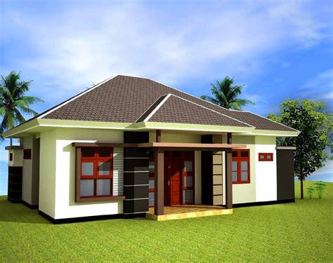 gambar rumah mewah 1 lantai - desain rumah