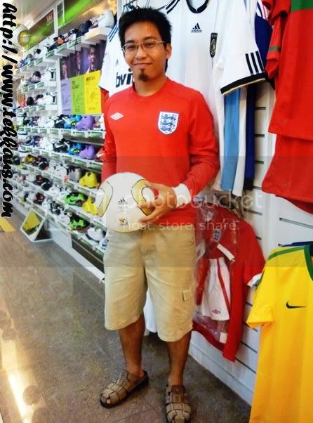 World Cup Fever, England Jersey, Tekkaus