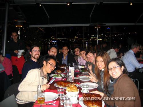 dinner with juan mann