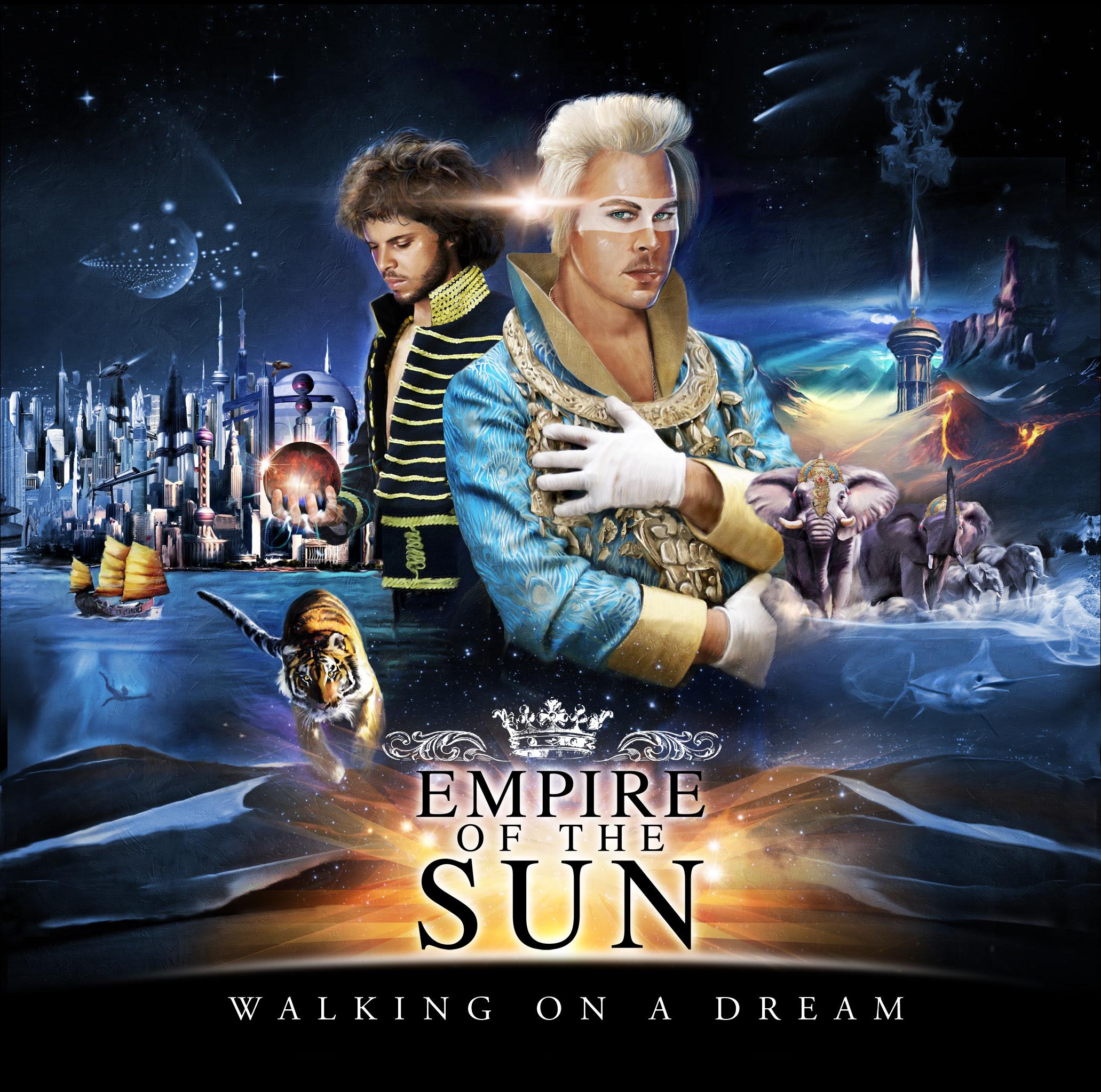 Empire Of The Sun Emi Music Publicity Portal