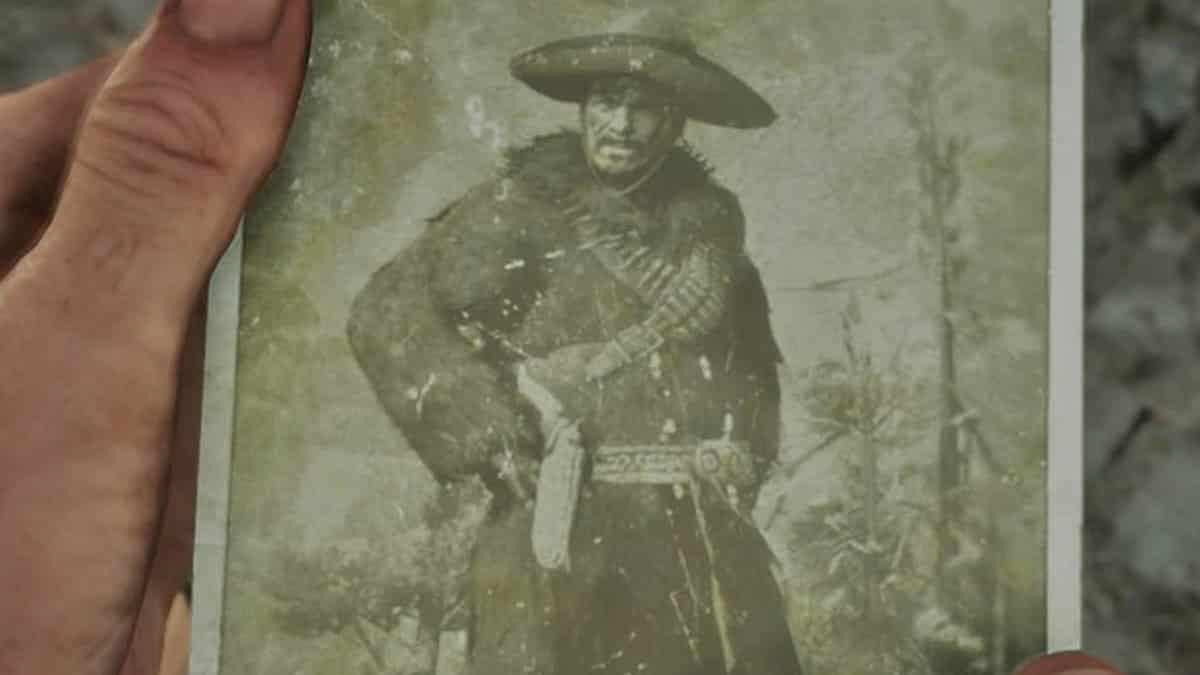 Red Dead Redemption 2 Pc La Carte Au Trésor De Flaco Hernandez