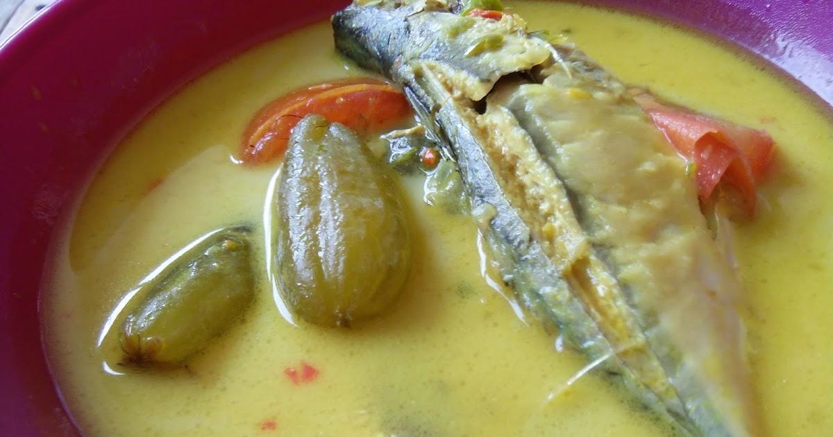 resepi ikan selar kuning masak lemak cili api resep masakan khas Resepi Ikan Selar Kuning Masak Lemak Cili Api Enak dan Mudah