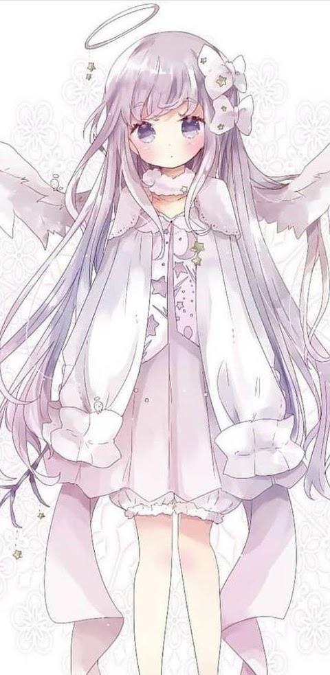 Anime Angel Girl - Hot 12 Pics   Beautiful, Sexiest