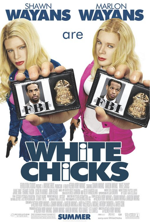 White Chicks Movie Poster