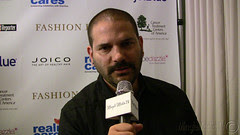 Guillermo Diaz at Reality Cares Achievement Awards Emmy Party Red Carpet