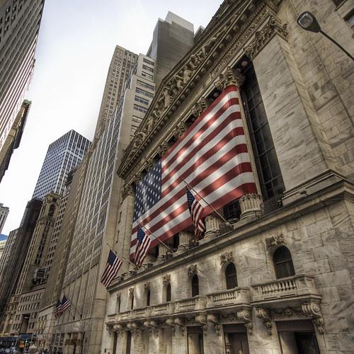 Wall Street by Stuck in Customs.