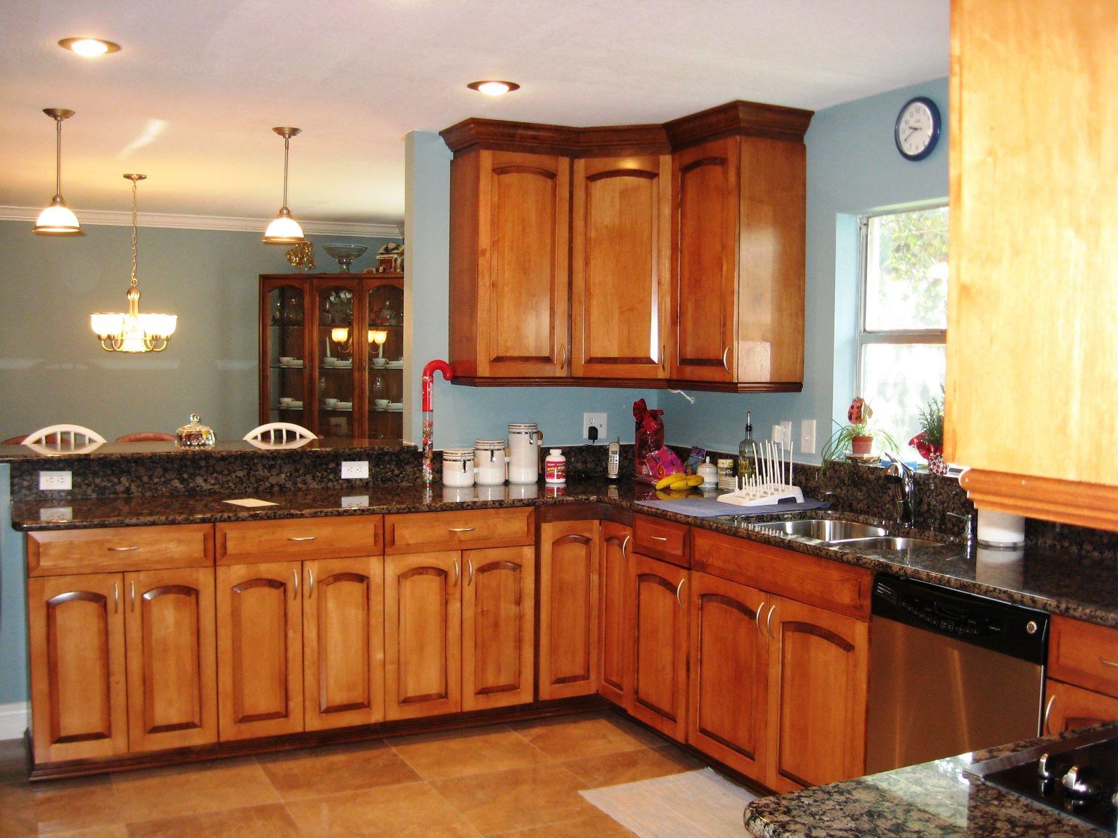 Handmade Maple Kitchen by Gideon's Cabinet & Trim ...