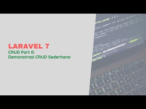 Laravel 7 : CRUD Example – Demo Program oleh - jasapbn.xyz