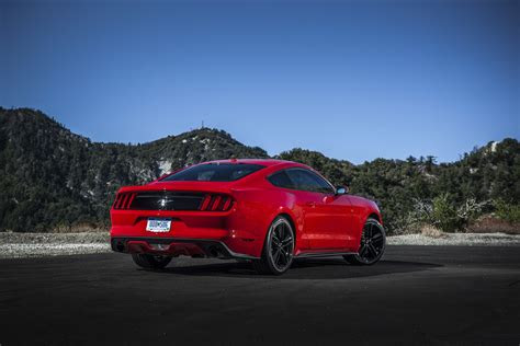 ford performance power pack  mustang ecoboost
