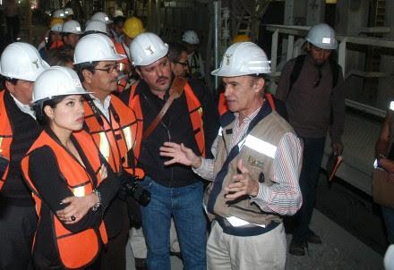 Enrique Horcasitas Manjarrez, titular del proyecto de la Línea 12. Foto: David Deolarte