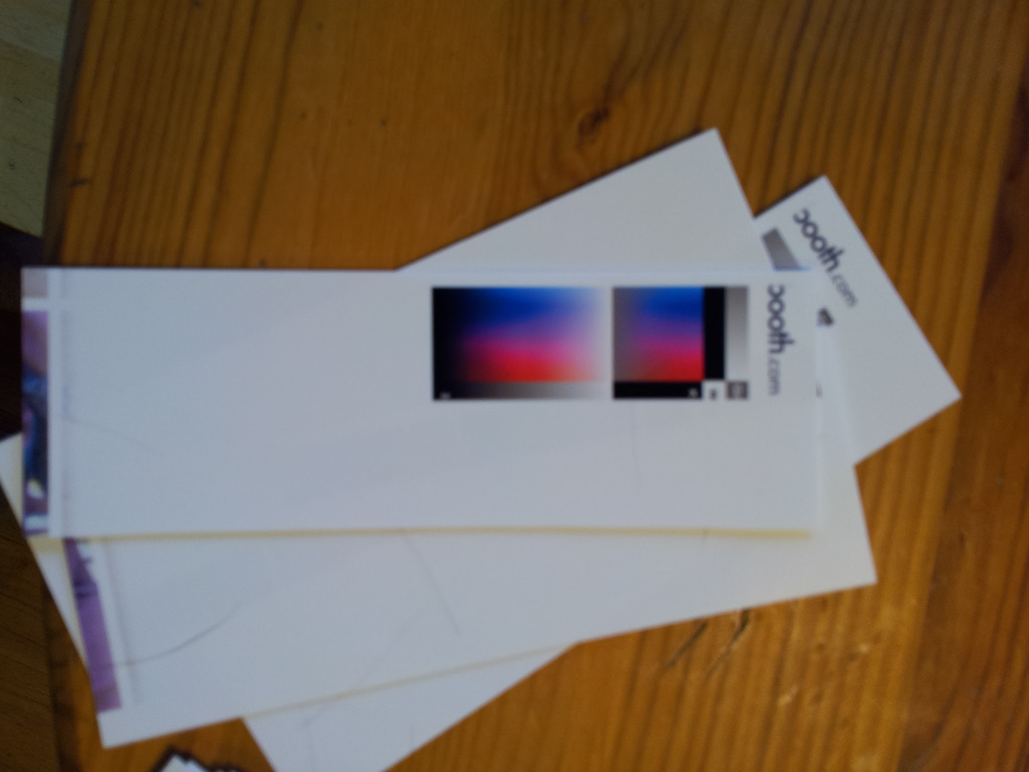 1x3 2x6 Photo Paper Printing Offset Sparkbooth Questions