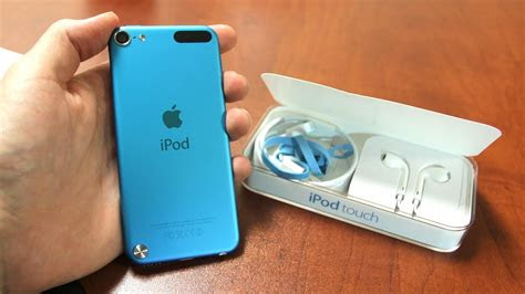 ipod touch  generation unboxing ipod touch   gen