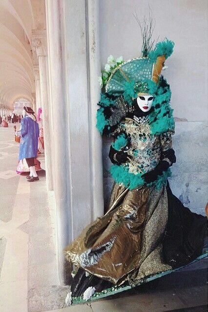 Last days of Carnival...Venice