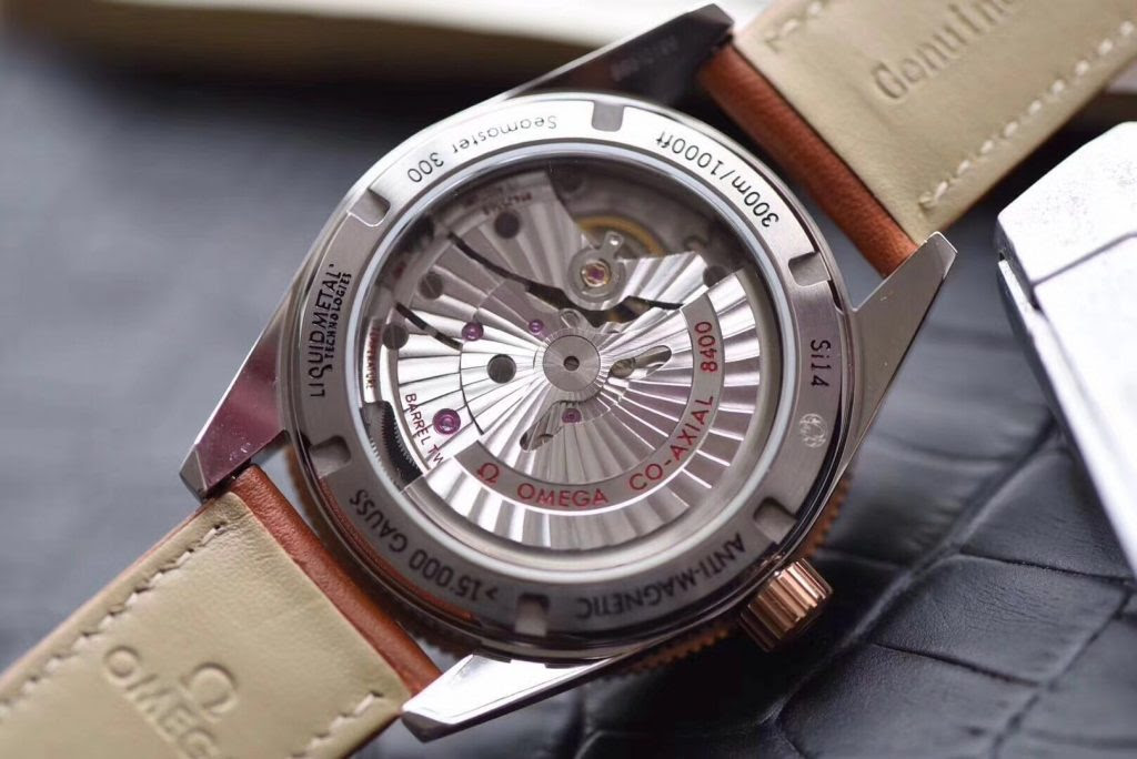 Fake Omega with Citizen 8215