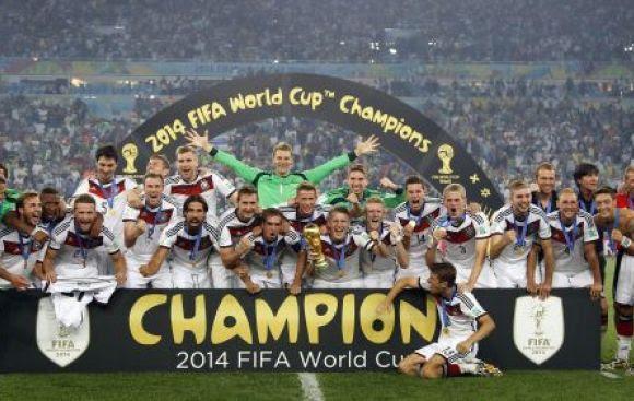 Alemania: Los secretos del campeón de Brasil 2014