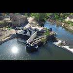 Une micro-centrale hydroélectrique inaugurée entre Malemort et la Gare d'Aubazine