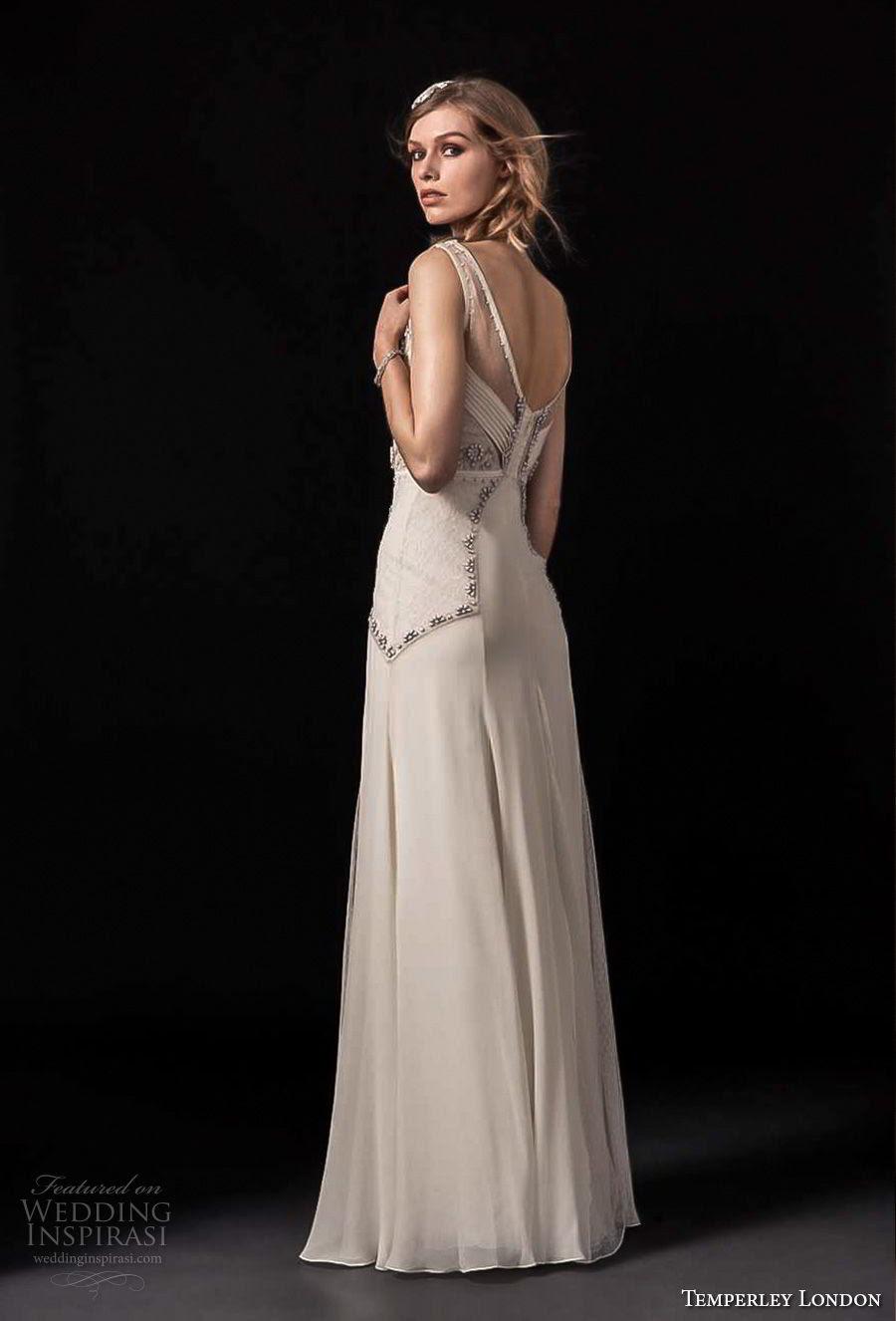 "Temperley London Spring 2018 Wedding Dresses — ""Dahlia ..."