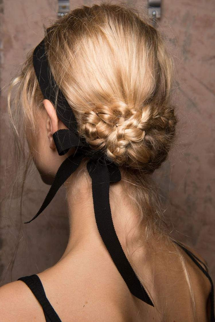 Einfache Hochzeit Frisuren 40 Schöne Styling Ideen Für Einfache
