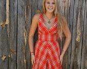 Picnic Blanket Dress