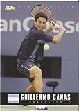 Guillermo Canas Tennis Card