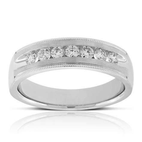 Men's Diamond Wedding Band 14K   Ben Bridge Jeweler
