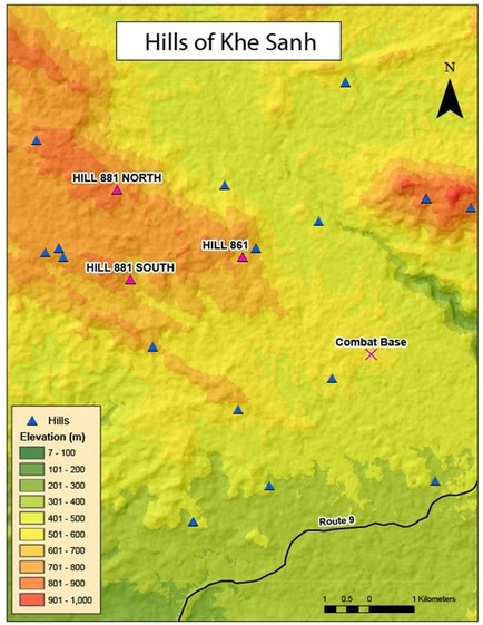 Khe Sanh The Significance Of Hills In The Vietnam War