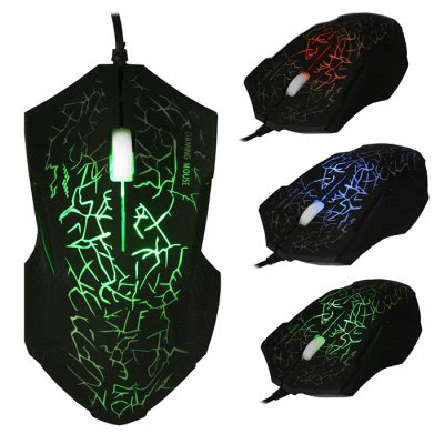 Wired Gaming Mouse USB X9