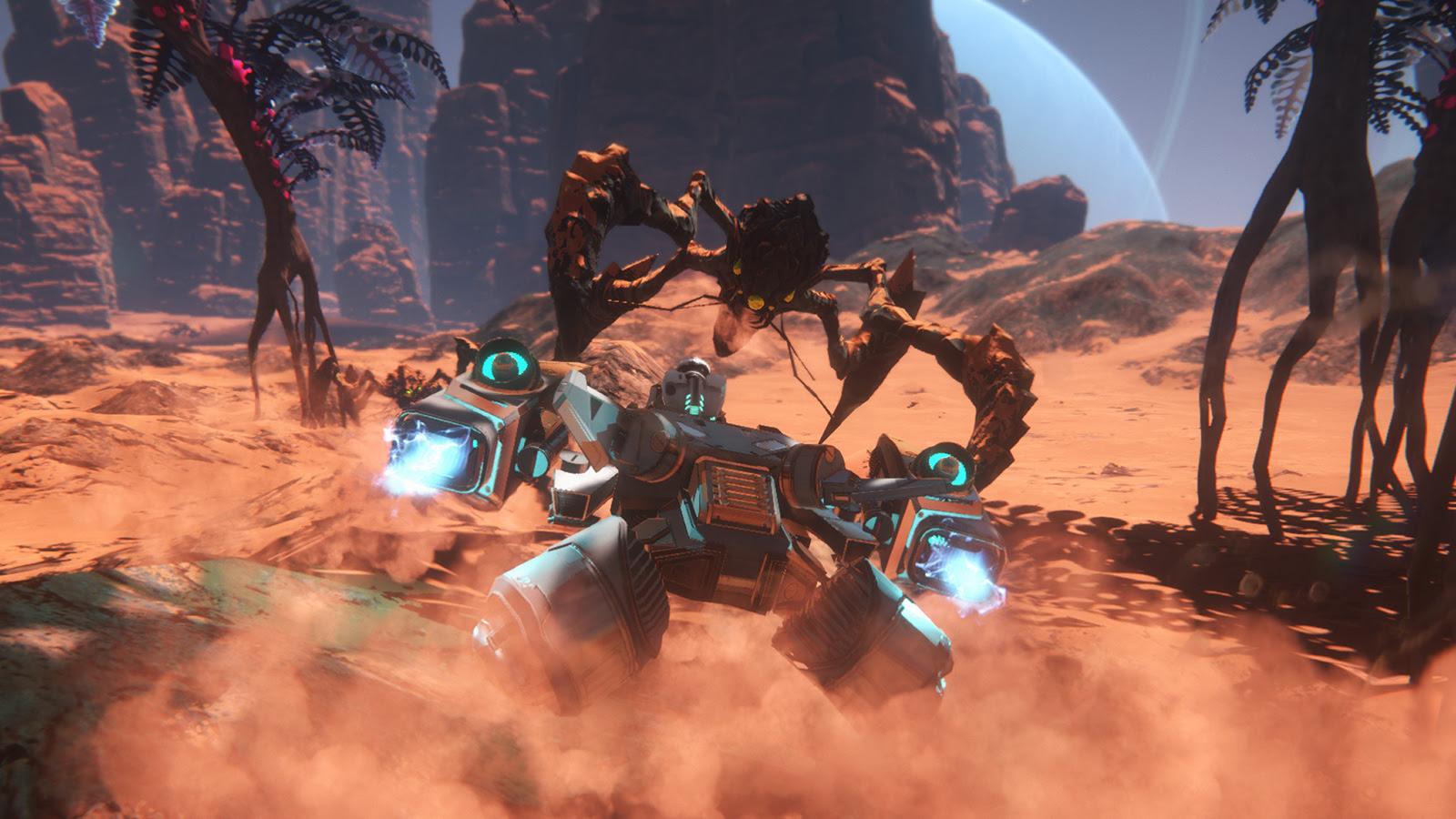 Space-faring survival game Osiris: New Dawn tops the Steam charts screenshot
