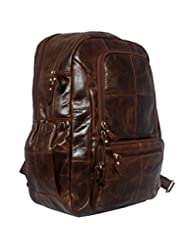 Latest Fashion Trends Leather Laptop Backpack Travel