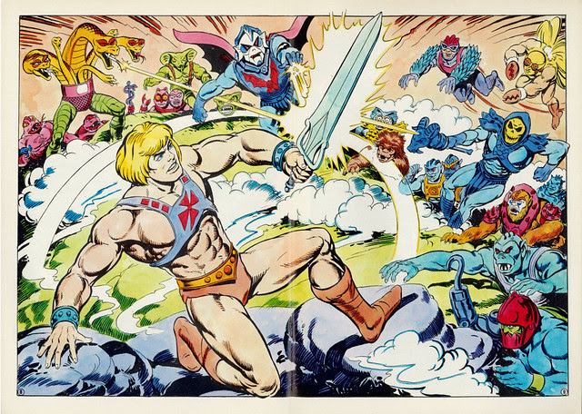 Masters Of The Universe - 38