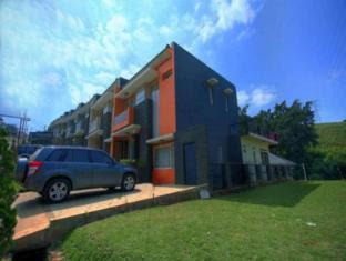 Alamat Hotel Murah D'Orange Villa - Forest Hill Bandung
