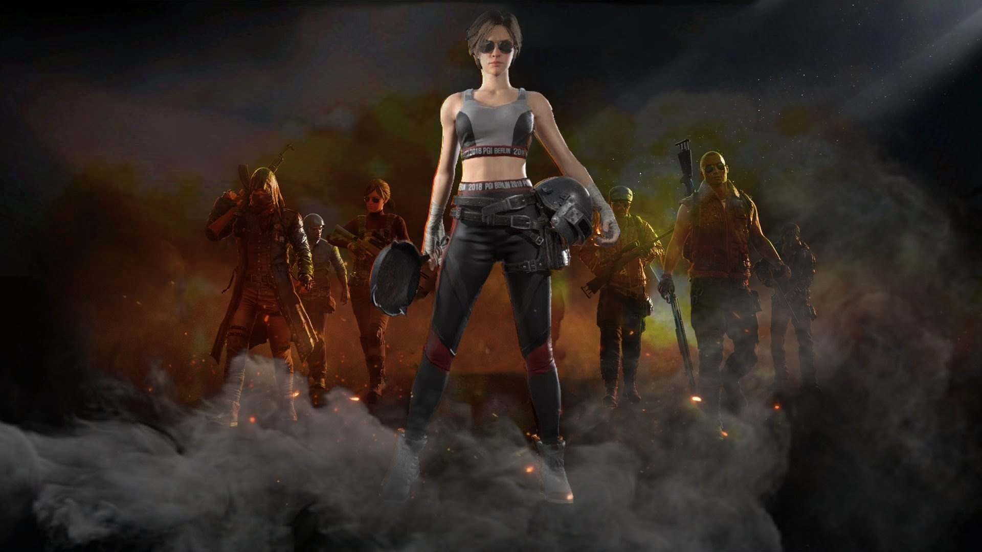 Top 10 PUBG Wallpapers for Smartphone, Iphone and Laptop ...