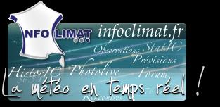 Infoclimat, la météo en temps réel