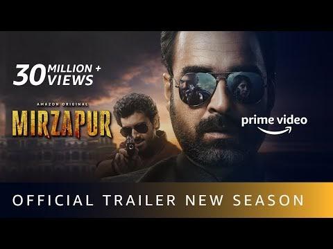 MIRZAPUR S2 - Official Trailer   Pankaj Tripathi, Ali Fazal, Divyenndu   Amazon Original  Oct23