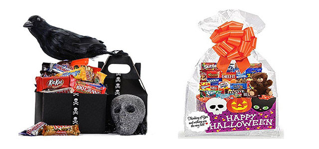 12 Halloween Gift Baskets Bags For Kids Adults 2018 Gift