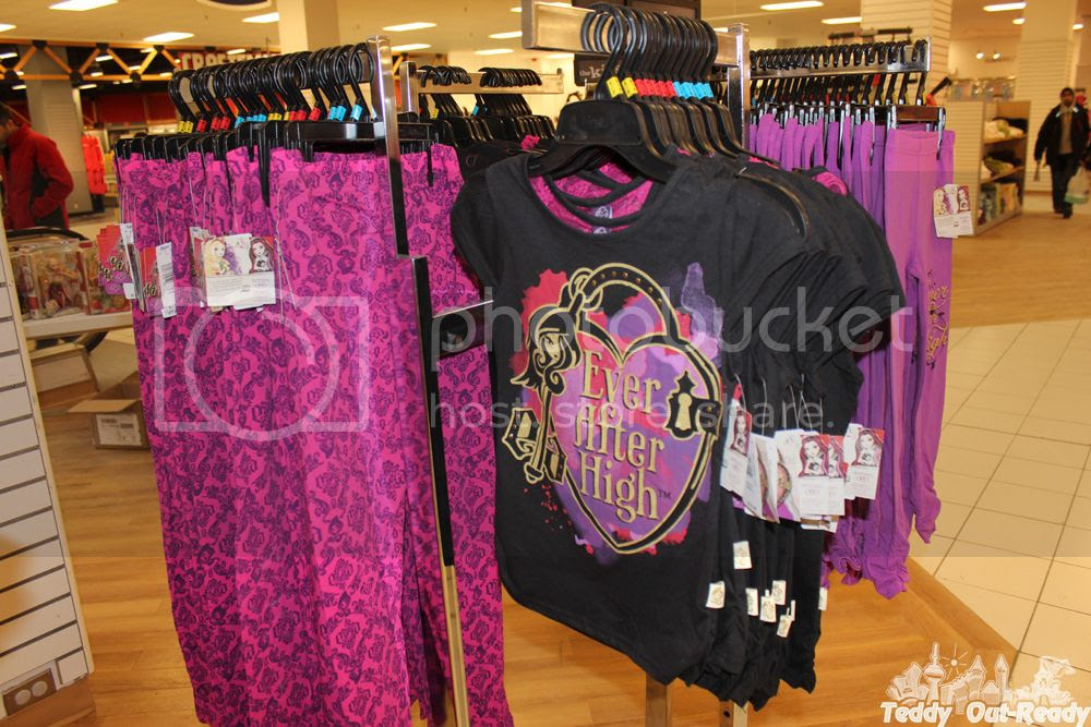 Ever After High apparel