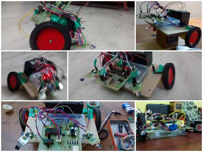 Arduino-based-obstacle-avoiding-robot