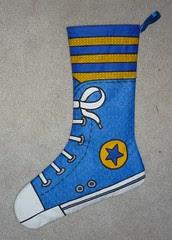 sneaker stocking